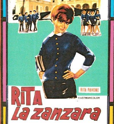 Rita Pavone - La Zanzara